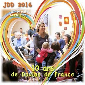 Journées des Doulas de France 2016