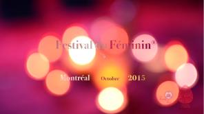 FDF montreal oct2015 vidéo