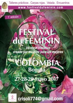 Festival du Féminin Colombia Bogota