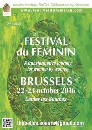 Festival du Feminin Brussels Belgium