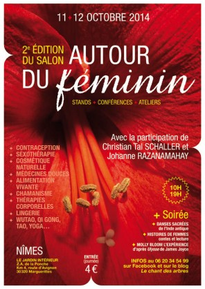 Salon Autour du féminin Nîmes