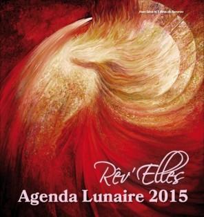 Agenda lunaire Rêve de femmes