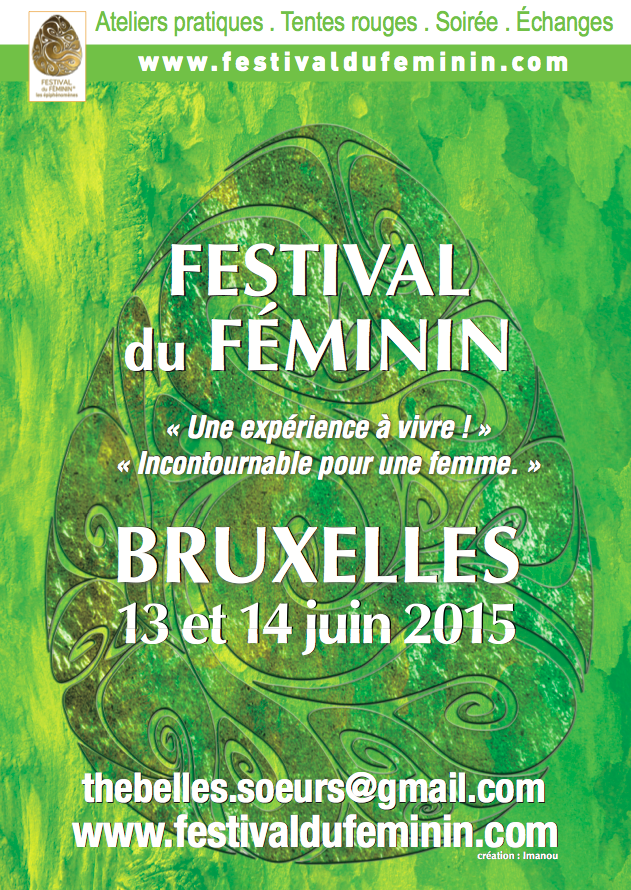 Festival du Féminin Bruxelles