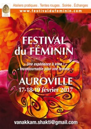 Festival du Féminin Auroville