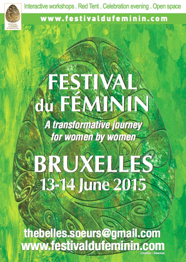 Festival du Feminin Bruxelles women