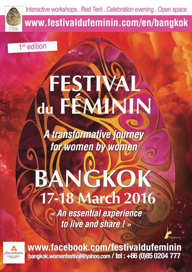 Bangkok women festival