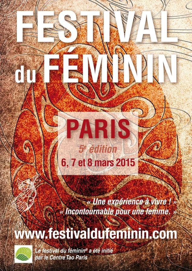 Festival du Féminin mars 2015