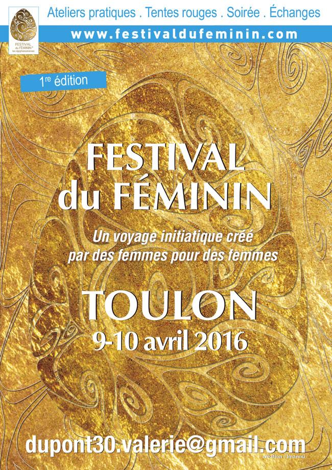 Festival du Féminin Toulon