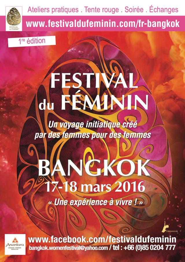 Festival du Féminin Bangkok