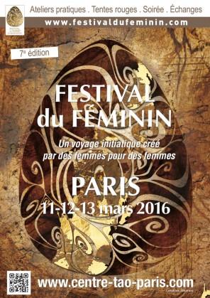Festival du Féminin Paris 2016