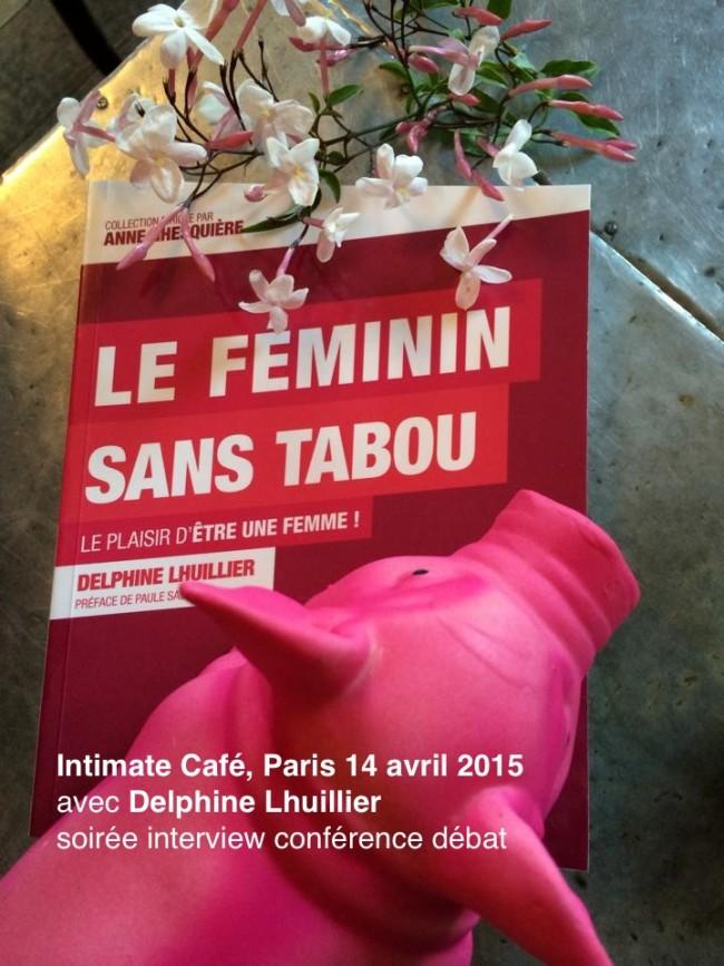 Féminin sans tabou Intimate café