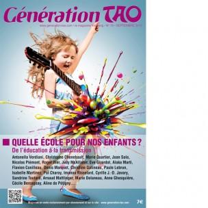 Génération Tao 70, éducation