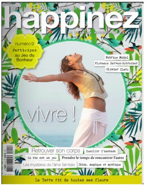 Happinez9 white