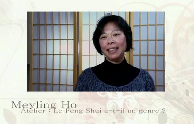 le feng shui a t il un genre avec meyling ho festival du f minin. Black Bedroom Furniture Sets. Home Design Ideas