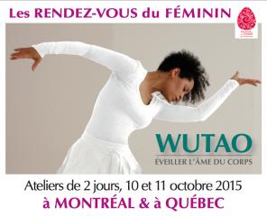 stage Wutao Québec Montréal