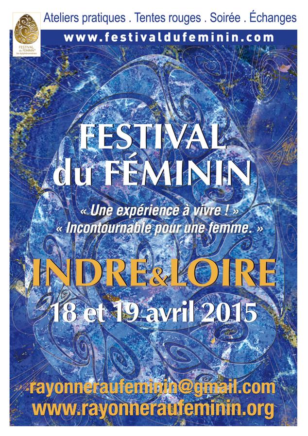 Festival du Féminin Touraine