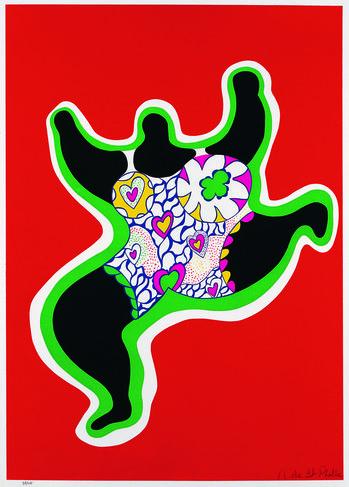 Phalle Niki Du Festival Le Et Féminin Saint Nana Power De avxRv6WTn