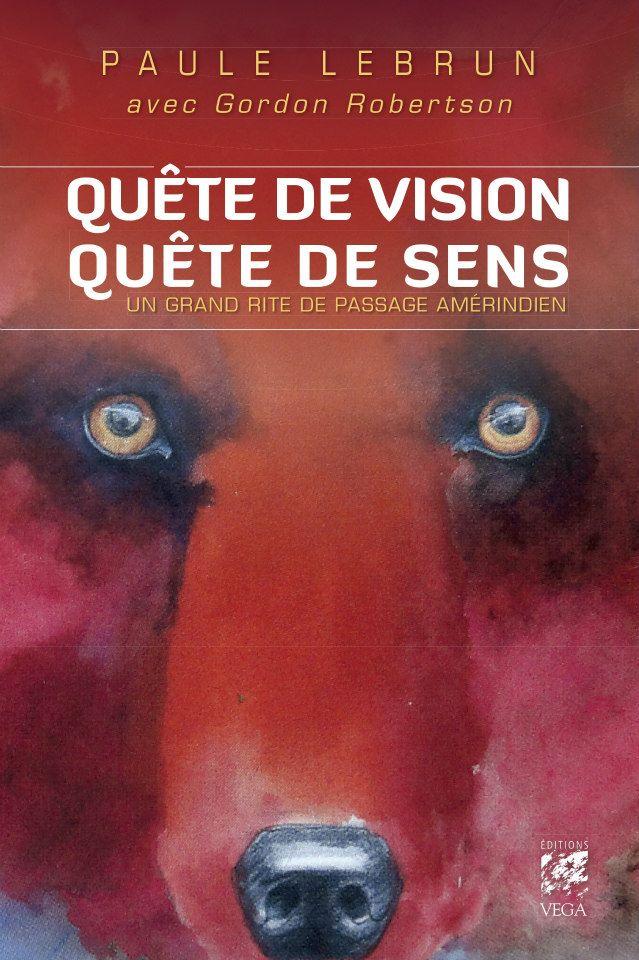 Paule Lebrun quête de vision