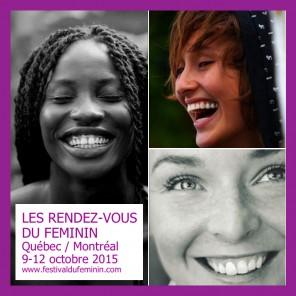 rendez-vous du féminin Québec Montréal