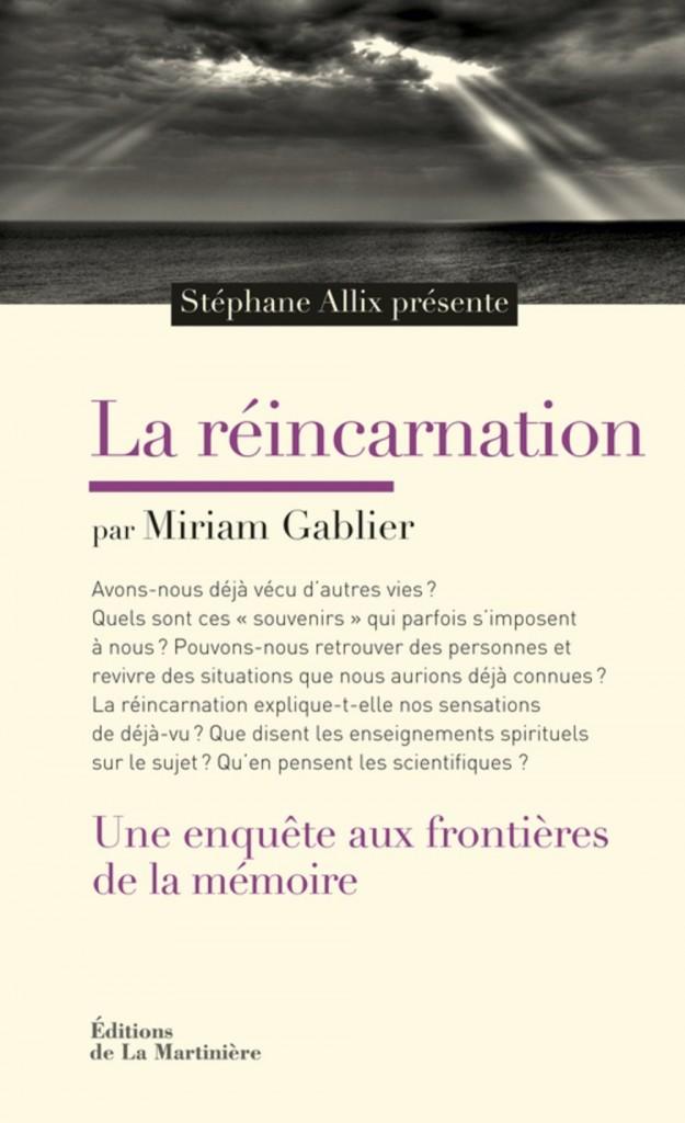 réincarnation, Miriam Gablier, Inexploré, INREES