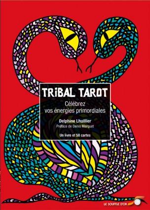 tribal tarot Delphine Lhuillier